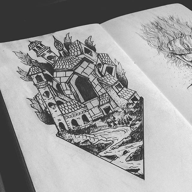 """""""Une ville à feu et à sang .."""""""